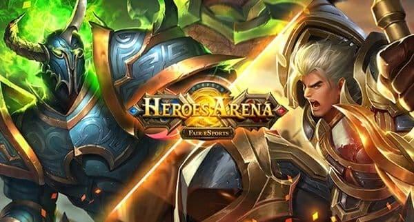 Heroes Arena Logo
