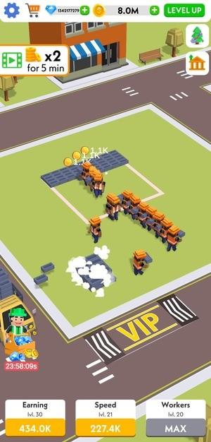 Idle Construction 3D Screenshot 1