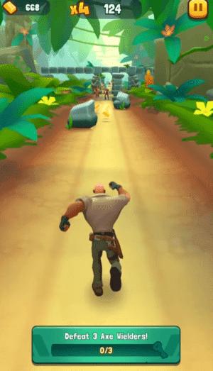 Jumanji Epic Run Screenshot 2