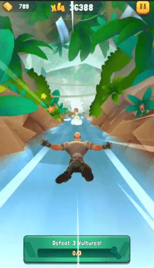 Jumanji Epic Run Screenshot 3