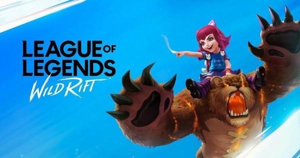 League of Legends Wild Rift Logo