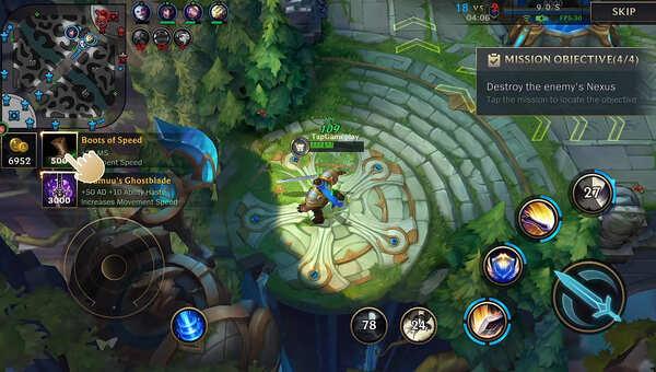 League of Legends Wild Rift Screenshot 3