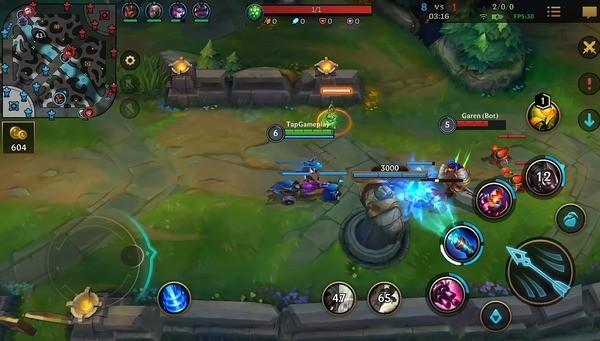 League of Legends Wild Rift Screenshot 4