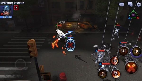 MARVEL Future Fight Screenshot 2