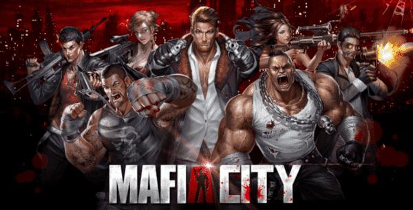 Mafia City Logo