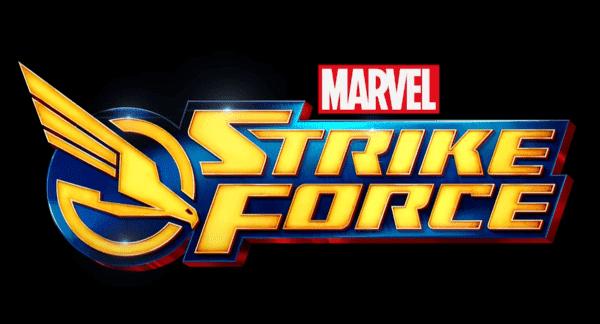 Marvel Strike Force Logo