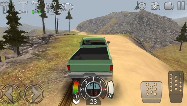 Offroad Outlaws Screenshot 3