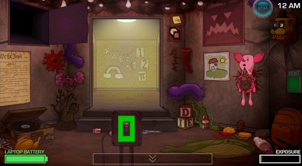 One Night at Flumpty's 2 Screenshot 1