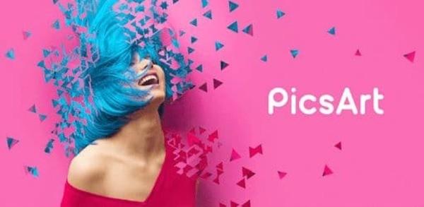 PicsArt Logo