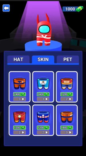 Red Imposter Screenshot 3