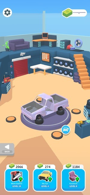Repair My Car Mod