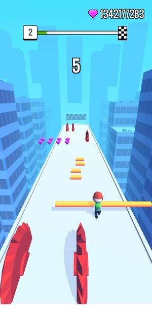 Roof Rails Screenshot 2