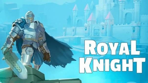 Royal Knight RNG Battle Logo