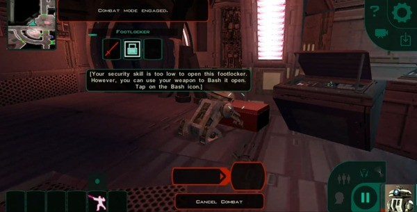 Star Wars KOTOR 2 Screenshot 1