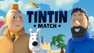 Tintin Match Logo