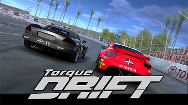 Torque Drift Logo