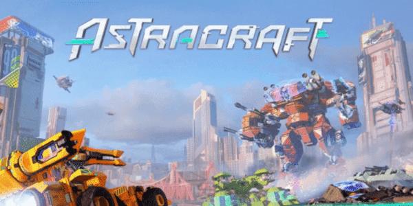 Astracraft Mod Logo