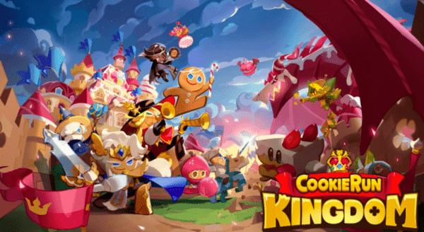 Cookie Run Kingdom Mod Logo