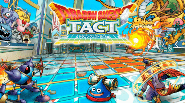 DRAGON QUEST TACT Mod Logo