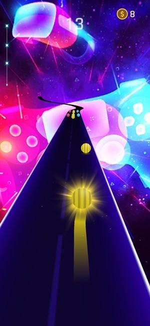 Dancing Road Screenshot 1