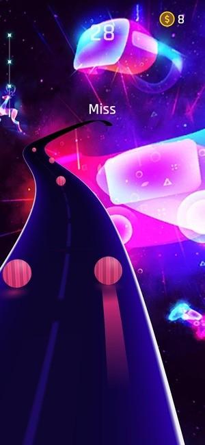 Dancing Road Screenshot 2