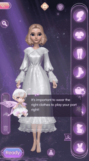 Dress Up! Time Princess Screenshot 2