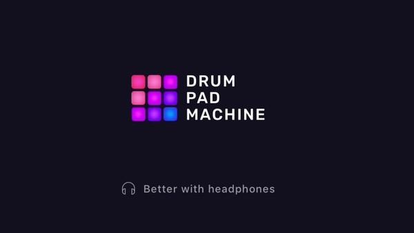 Drum Pad Machine Mod Logo