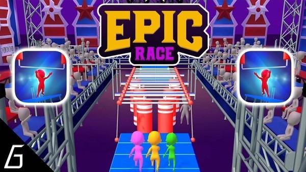 Epic Race 3D Mod Logo