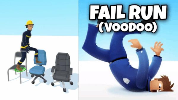 Fail Run Mod Logo