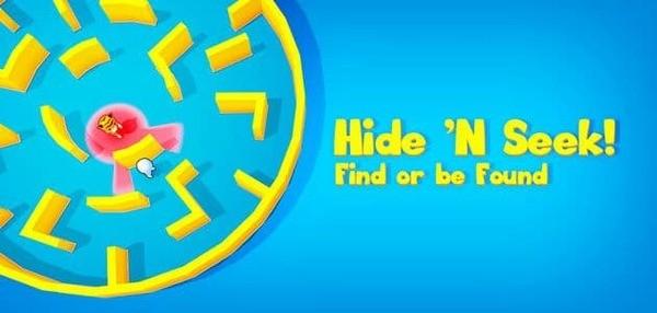 Hide 'N Seek Logo