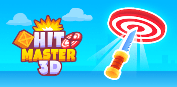 Hit Master 3D Logo