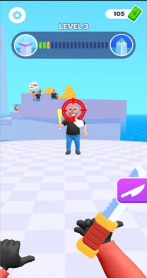 Hit Master 3D Screenshot 1
