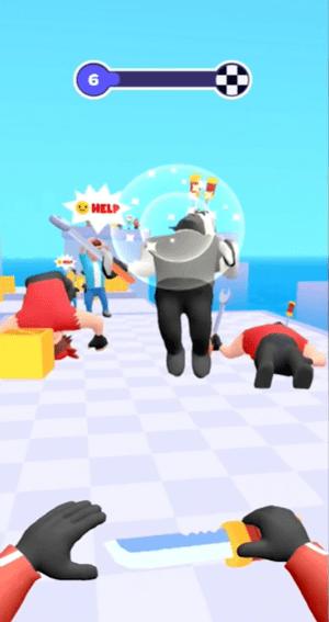 Hit Master 3D Screenshot 2