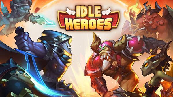 Idle Heroes Mod Logo