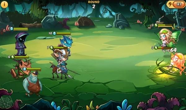 Idle Heroes Screenshot 2