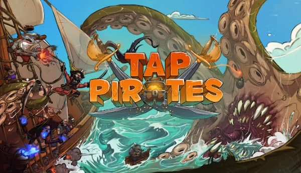 Idle Tap Pirates Mod Logo