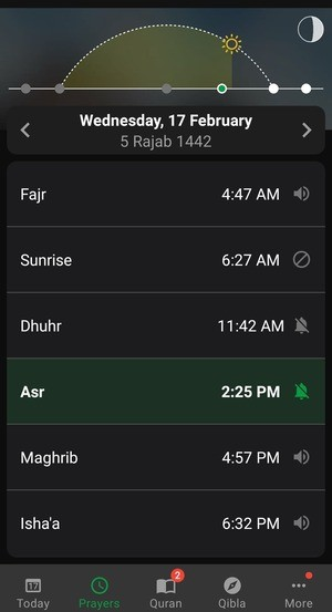 Muslim Pro Screenshot 1