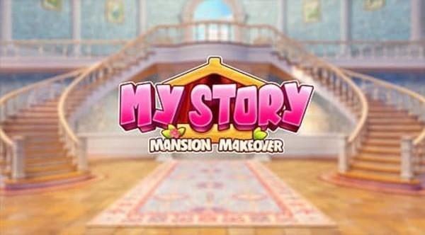 My Story - Mansion Makeover Logo