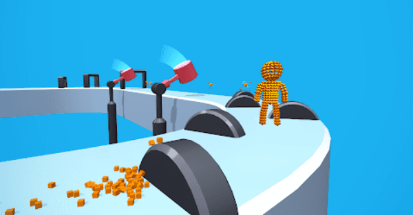 Pixel Rush Mod Logo
