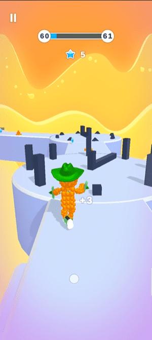 Pixel Rush Screenshot 1