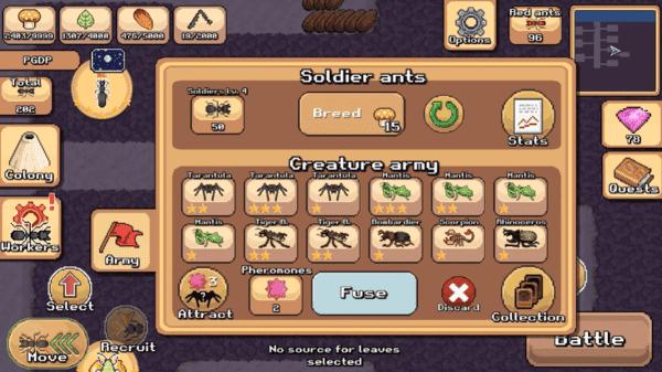Pocket Ants Screenshot 1