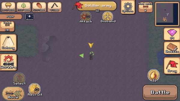 Pocket Ants Screenshot 3