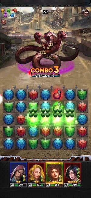 Puzzles & Survival Screenshot 1