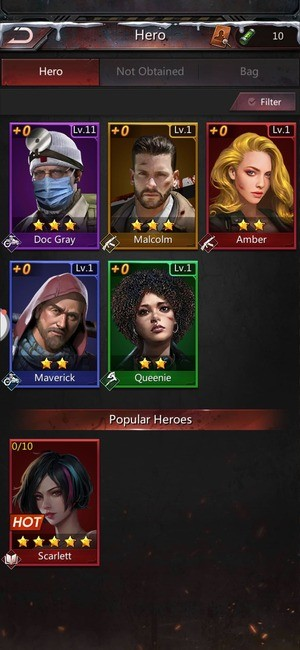 Puzzles & Survival Screenshot 3