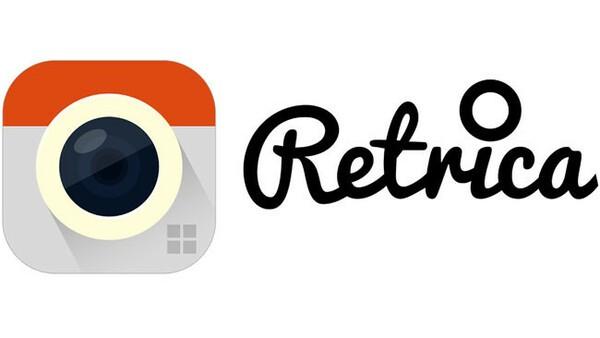 Retrica Mod Logo
