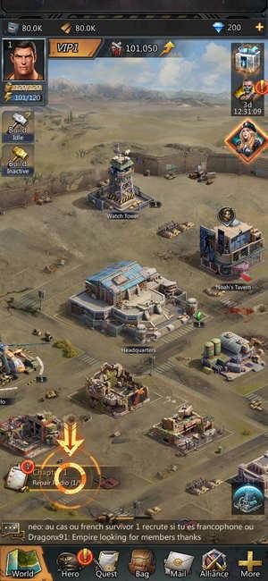 Survival at Gunpoint Screenshot 1