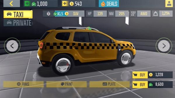 Taxi Sim 2020 Screenshot 2