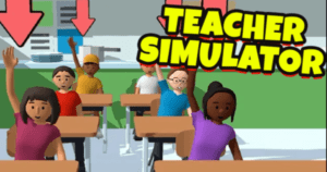 Teacher Simulator Logo