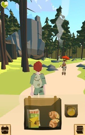 The Trail Screenshot 1