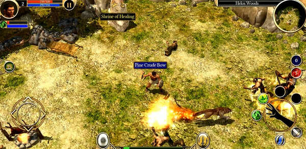 Titan Quest Legendary Edition Screenshot 2